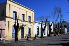 Colonia del Σακραμέντο, Ουρουγουάη Στοκ Εικόνες