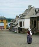 Colonia del francese di XVIIIesimo secolo Fotografie Stock