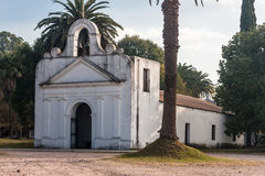 Colonia del Sacramento Church Stock Photo