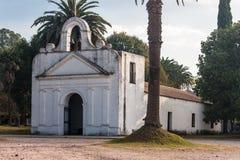 Colonia del Sacramento Church Stock Photo