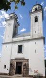 Colonia-del Sacramento-Kirche Lizenzfreie Stockfotografie
