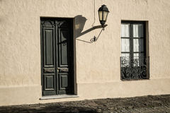 Colonia del Sacramento old town Royalty Free Stock Photos