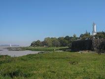 colonia del Sacramento Uruguay zdjęcia stock