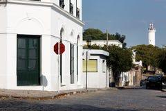 Colonia del Sacramento Uruguay stock images