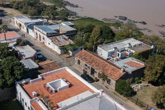 Colonia del Sacramento Uruguay Stock Photo