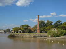 Colonia del Sacramento Uruguay Chimney Stock Image