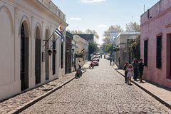Colonia del Sacramento Uruguay Royalty Free Stock Photography