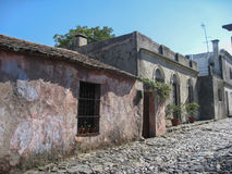 Colonia del Sacramento Uruguay Royalty Free Stock Photos