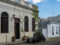 Colonia del Sacramento Uruguay Stock Photography
