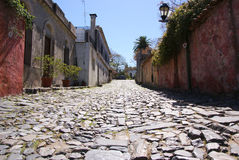 Colonia del Sacramento, Urugwaj Fotografia Royalty Free