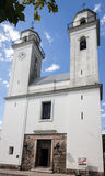 Colonia delSacramento kyrka Royaltyfri Fotografi