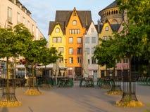 Colonia, Germania Fotografia Stock Libera da Diritti