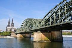 Colonia/Köln, Germania Fotografie Stock Libere da Diritti
