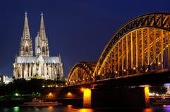 Colonia/Köln, Germania Immagine Stock