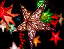 Colonia, mercato di Natale Fotografia Stock