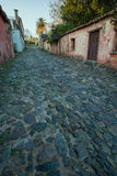 Colonia old town Royalty Free Stock Photos