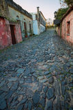 Colonia oude stad Stock Fotografie