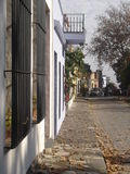 Colonia´s street Royalty Free Stock Image