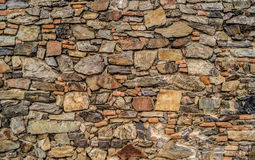 Colonia Stone Wall Stock Photos