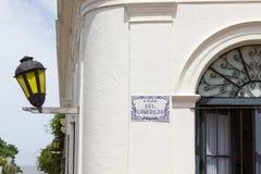 Colonia, Uruguay Royalty-vrije Stock Afbeeldingen