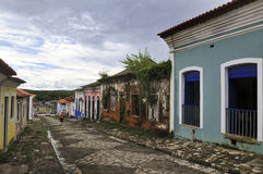 colonial зодчества бразильский Стоковые Фотографии RF