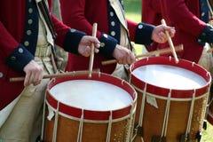 colonial каденции Стоковое Изображение RF