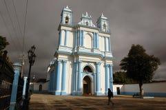 colonial церков Стоковые Фото