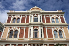 Colonial architecture Royalty Free Stock Photos