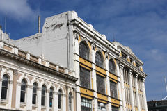 Colonial architecture Royalty Free Stock Photography