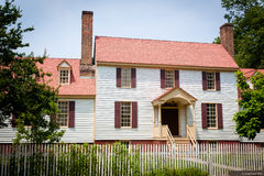 Colonial Architecture Stock Photography