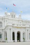 Colonial architecture. Important buildings in Penang, Malaysia Stock Photography