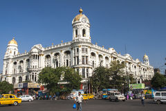 Colonial architecture of Calcutta Royalty Free Stock Photo