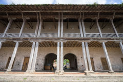 Colonial architecture in Panama Royalty Free Stock Photos