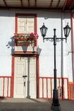 Colonial Architecture in Salento Royalty Free Stock Images