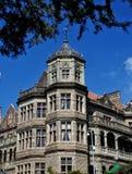 Colonial Architecture - Vice regal lodge, Shimla. Depicting Colonial Architecture in India royalty free stock photo