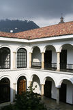 Colonial Building. Bogota. Colombia Stock Images
