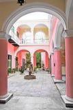 colonial building interior, Havana Stock Images