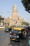 Colonial Building at Mumbai, India Royalty Free Stock Images