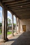 Colonial building in Portobelo Royalty Free Stock Photography
