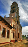 Colonial church in Trinidad Royalty Free Stock Photography