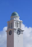 Colonial Clock Tower Royalty Free Stock Photography
