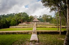 Colonial coffee plantation Cuba 2 royalty free stock photos
