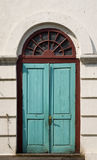 Colonial door Stock Photography