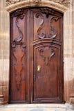 Colonial Door Royalty Free Stock Photo