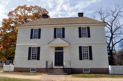 Colonial Era House Stock Photos