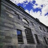 Colonial Facade Stock Image