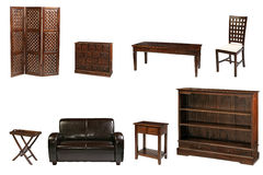 Colonial furniture Royalty Free Stock Photography