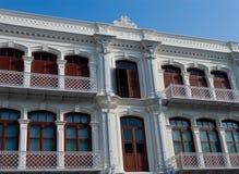Colonial-Gebäude 1886 Stockfoto
