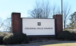 Colonial Hills Church, Southaven, Mississippi. Colonial Hills Church is associated with the Southern Baptist Convention, and our doctrine is consistent with the stock photos