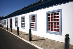Colonial house brazil Stock Photo